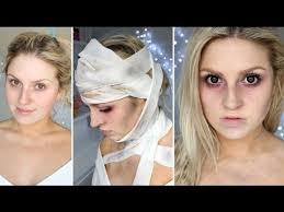 easy makeup haunted asylum