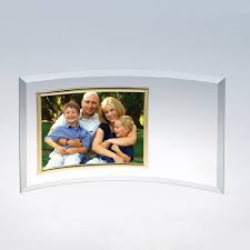 curved glass horizontal frame x large