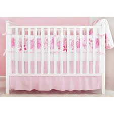 rose baby bedding set