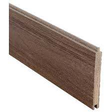 Infinity 0 41 Ft H X 6 Ft W King Cedar Composite Composite Fence Panel In The Composite Fence Panels Department At Lowes Com