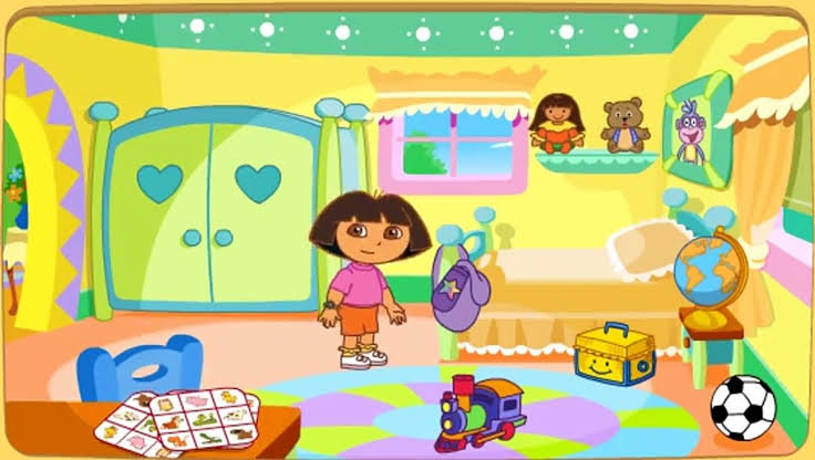 Image result for game dora the explorer""