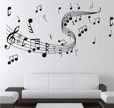 I Found Some Amazing Stuff Open It To Learn More Don T Wait Https M Dhgate Com Product The Symbol Of Music Wall Decal Music Wall Stickers Music Wall Decor