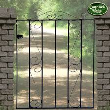 metal garden gate from cannock gates