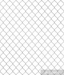 Shiny Seamless Chainlink Fence With Brushed Metal Texture Wall Mural Pixers We Live To Change