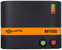 Fence Energizer M1100 Gallagher Chargers Electric Fencing