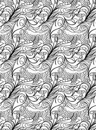 Kleurplaten En Zo Kleurplaat Van Swirls Voor Volwassenen