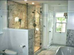 bathroom glass walls finding home info