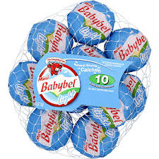the laughing cow cheese mini babybel