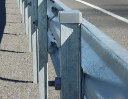 Csp Pacific Nu Guard Sup Sup 31 Steel Guardrail Plastic Post Caps