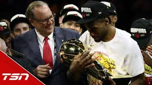 Kawhi Leonard named 2019 NBA Finals MVP ...