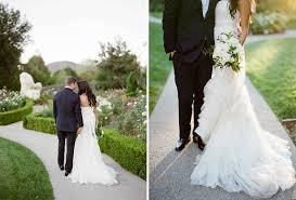 a vera bride for a romantic luxe