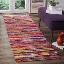 rag rug annalee casual stripe cotton
