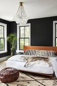 black bedroom designs creating