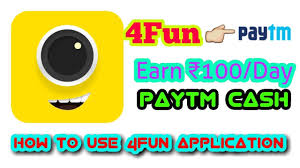 HOW TO USE 4 Fun App | 4 Fun Application Refer and Earn | How to ...