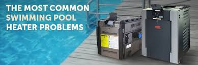 the most common swimming pool heater