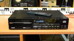 Philips CD 650 - CD Player - DAC ...
