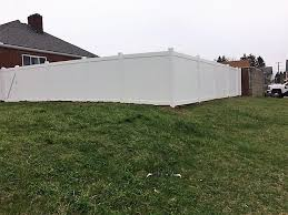 Pro Fence Railing Residential Fencing 6 Foot Vinyl Privacy Fence In Aliquippa Pa