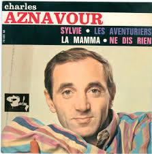 8 - Aznavour, Charles - La Mamma - EP - F - 1963