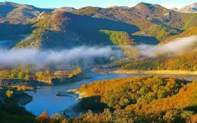 Resultado de imagen de otoño en la montaña palentina