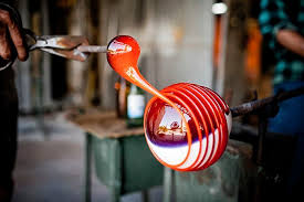 the art of glass blowing artsheaven com