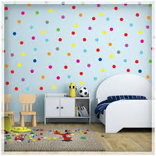 Pin By Emma Foley On Jack And Ben S Room In 2020 Polka Dot Walls Polka Dot Wall Decals Nursery Wall Stickers