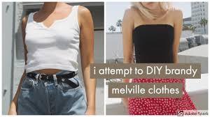diy brandy melville clothes you