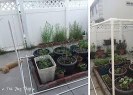 1 diy garden shade cloth greenhouse