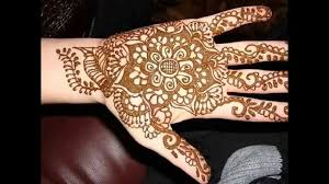 mehndi designs children s hand 2015