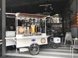 Xe Cafe MozaBike – MOZANIO CUNG CẤP MÁY PHA CÀ PHÊ CHUYÊN NGHIỆP