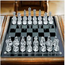 glass chess set only 9 99 regularly