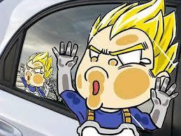 Home Decor Dragon Ball Son Goku Vegeta Anime Car Window Decal Sticker E003 Sometra Ro