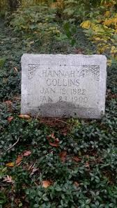 Hannah Adeline Bolin Collins (1822-1900) - Find A Grave Memorial