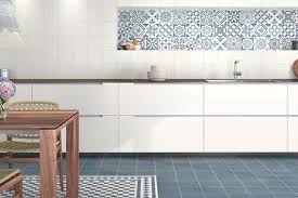 white base wall floor tile 20x20cm