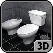 com escape 3d bathroom