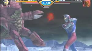 lisplay for ultraman fight trick for