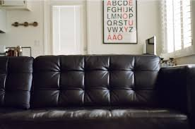 repair a leather couch scratch or tear