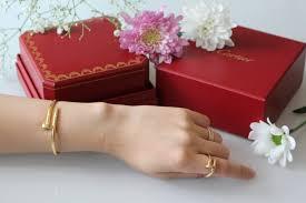 cartier just un clou bracelet review