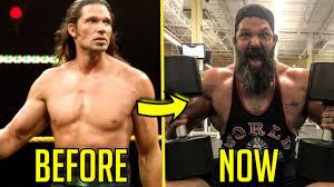 10 Wrestlers That Went Through A BODY TRANSFORMATION! - Adam Rose, Bray  Wyatt & More! - YouTube