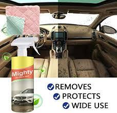 index car interior cleaner