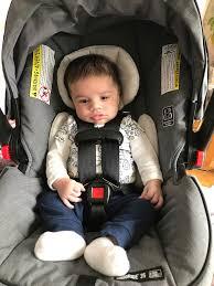 newborn insert in car seat december