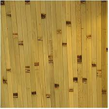 Gdming Bamboo Fencing Privacy Wind Screen Garden And Balcony Uv Protection Decorations Panel For Porch Verandah Deck Terrace Backyard 21 Sizes Color A Size 1 3x1m Amazon Co Uk Kitchen Home