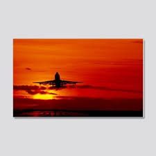 747 Airplane Wall Decals Cafepress