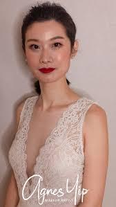 msia bridal makeup artist agnes yip