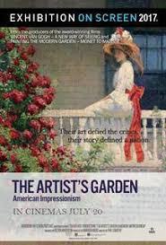 garden american impressionism