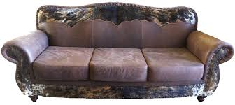 leather and cowhide sofas