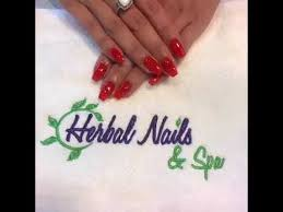 herbal nails spa at lincoln scottdale