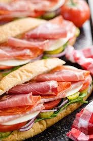italian hero sub sandwich subway copycat