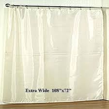 96 shower curtain with suction cups