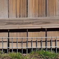 Dig Defence 15 Pack Xl Animal Barrier Lowes Com Pet Barrier Dog Fence Garden Fence Panels