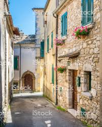 Boville Ernica In A Sunny Afternoon Province Of Frosinone Lazio Italy Stock  Photo - Download Image Now - iStock